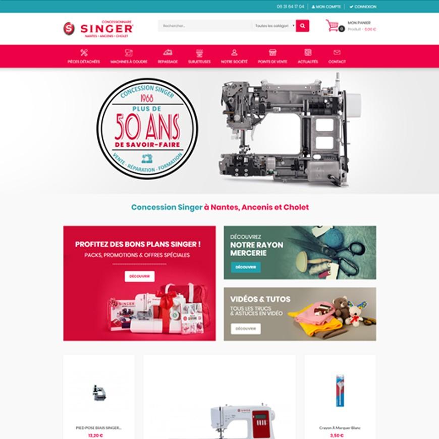 Lancement de notre nouvelle boutique en ligne
