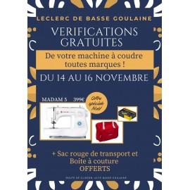 ANIMATION AU LECLERC DE BASSE GOULAINE