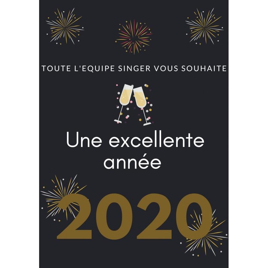 BELLE ANNEE 2020